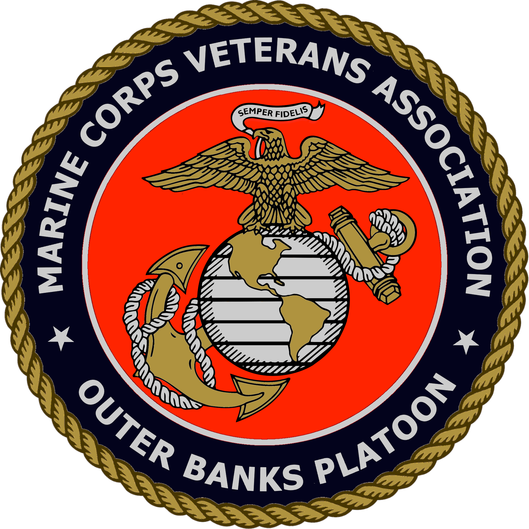 MCVA OBX Platoon Logo